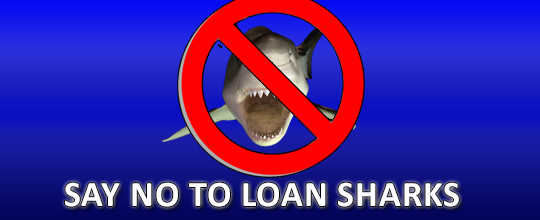 how to become a loan shark