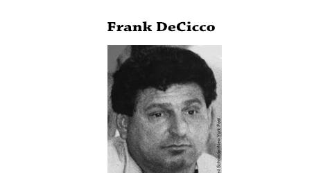usury mob lender Frank Decicco