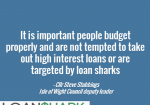 Advice to Help Avoid UK Loan Sharks