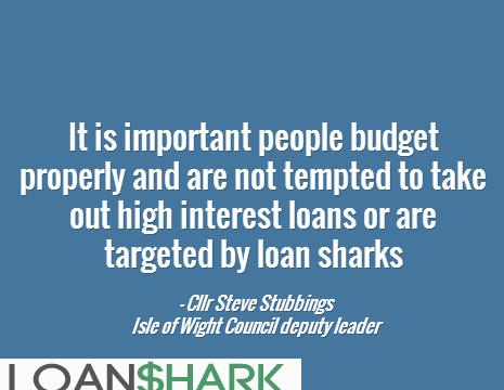avoid loan sharks