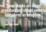 Private Housing Tenants Are Being Targeted by Loan Sharks