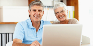 couple applying for a loan