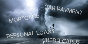 eliminating the debt tornado