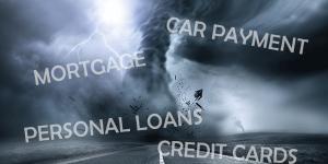 eliminating the debt tornado