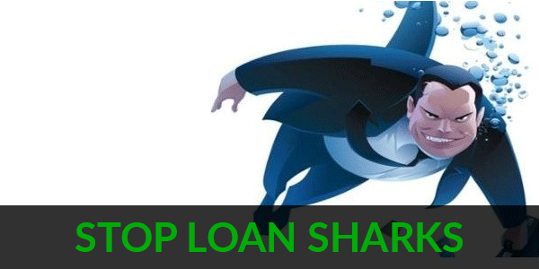 loan sharks and small business loans
