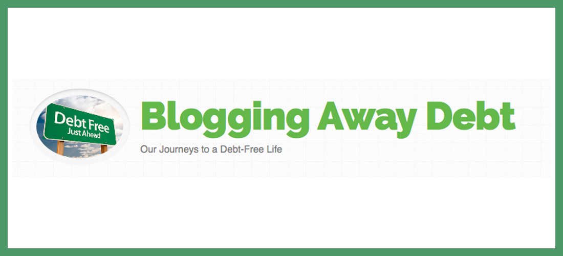 Blogging-away-debt