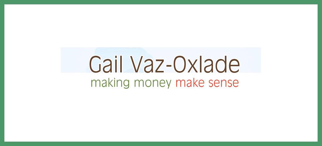 Gail Vaz Oxlade Blog
